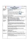 NORSOK M-650 - Registrazione test di qualifica